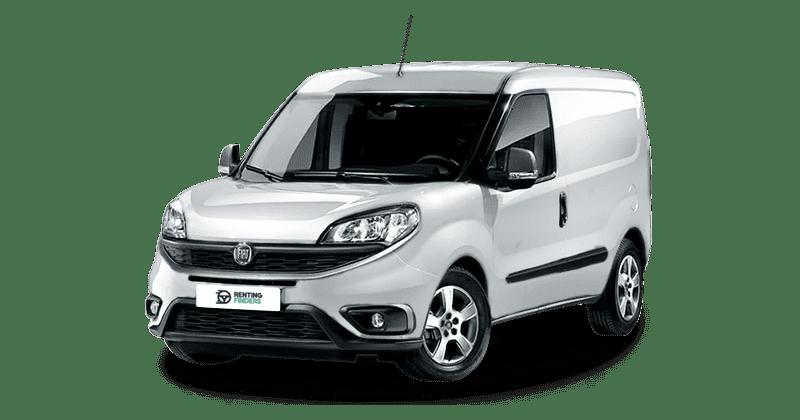 renting furgonetas Fiat Dobló