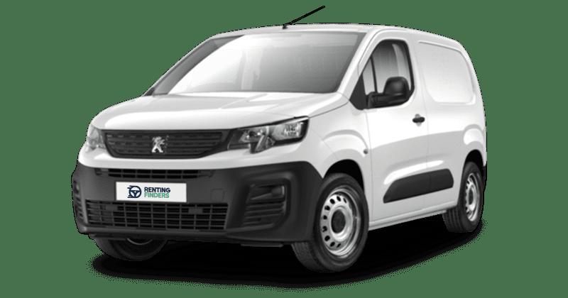 renting autónomos y empresas Peugeot Partner
