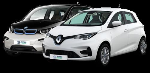Renting de carros Elétricos