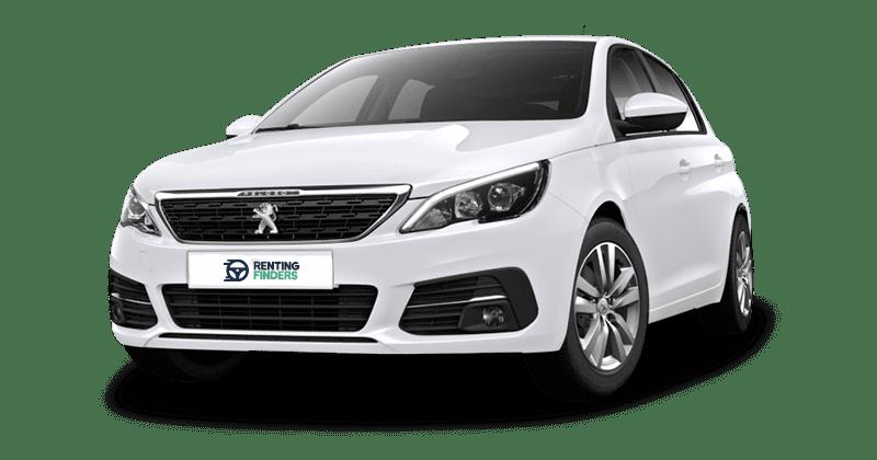 Peugeot 308 Active pack blanco banquise