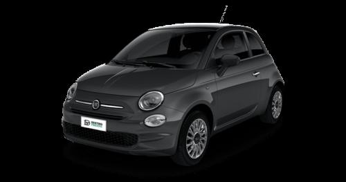 renting Fiat 500 Lounge 1.0 Hybrid