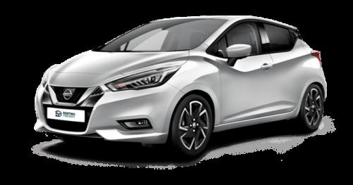 renting Nissan Micra 1.0 IG-T N-Sport