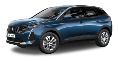 renting Peugeot 30081.5 BlueHDI Active Pack