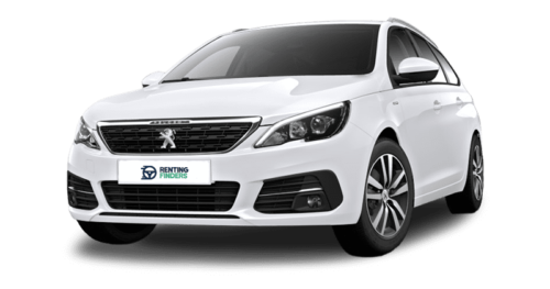 renting Peugeot 308SW 1.5 BlueHDI Style