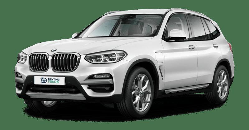 renting BMW X1sDrive 16d