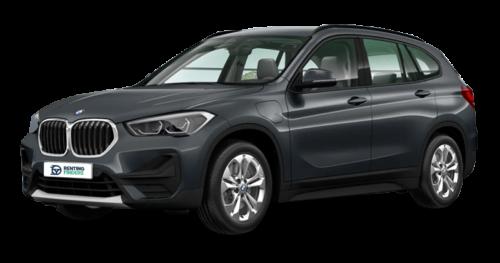 renting BMW X1xDrive 25e