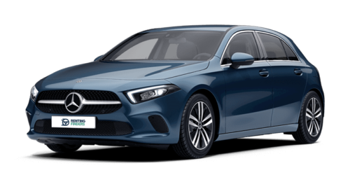 Renting Mercedes Clase A180d Style Auto