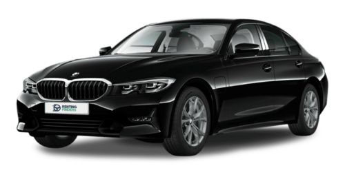 renting BMW Serie 3Berlina 320e