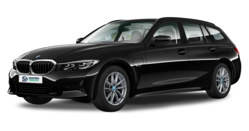 renting BMW Serie 3Touring 330e