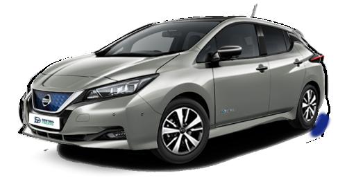 renting Nissan LeafAcenta 40kWh