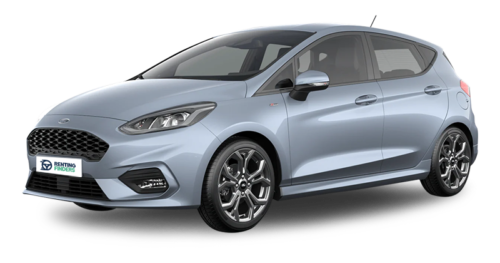 renting Ford Fiesta1.0 EcoBoost MHEV ST-Line