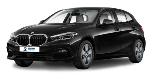 renting BMW serie 1116d Corporate Edition M