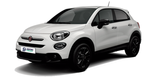 renting Fiat 500 XSérie 5 Connect 1.0 Firefly Turbo